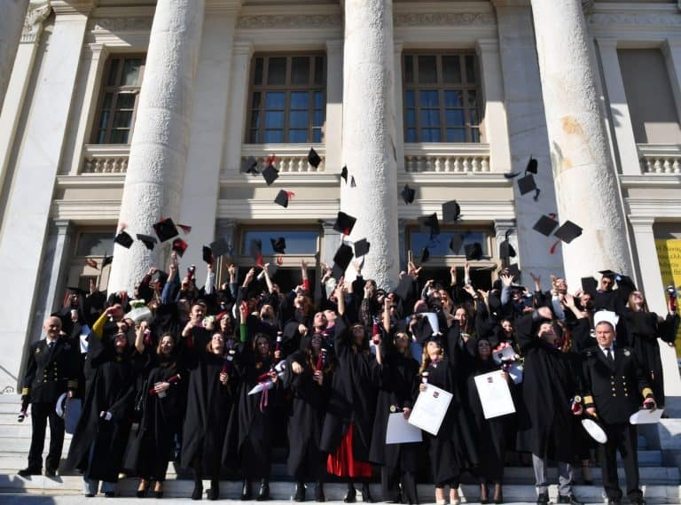 Tελετή Ορκωμοσίας των αποφοίτων των Μεταπτυχιακών Προγραμμάτων