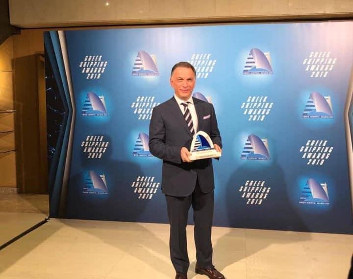 Lloyd's List Greek Shipping Awards 2019