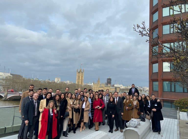Εκπαιδευτικό ταξίδι στο Λονδίνο 2020